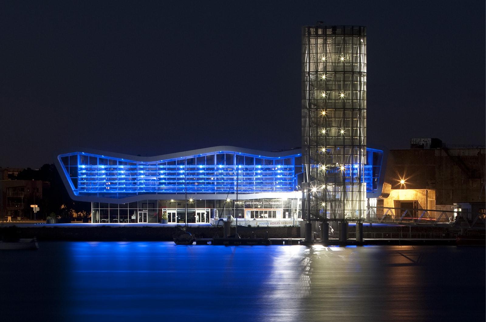 Cité de la Voile Lorient