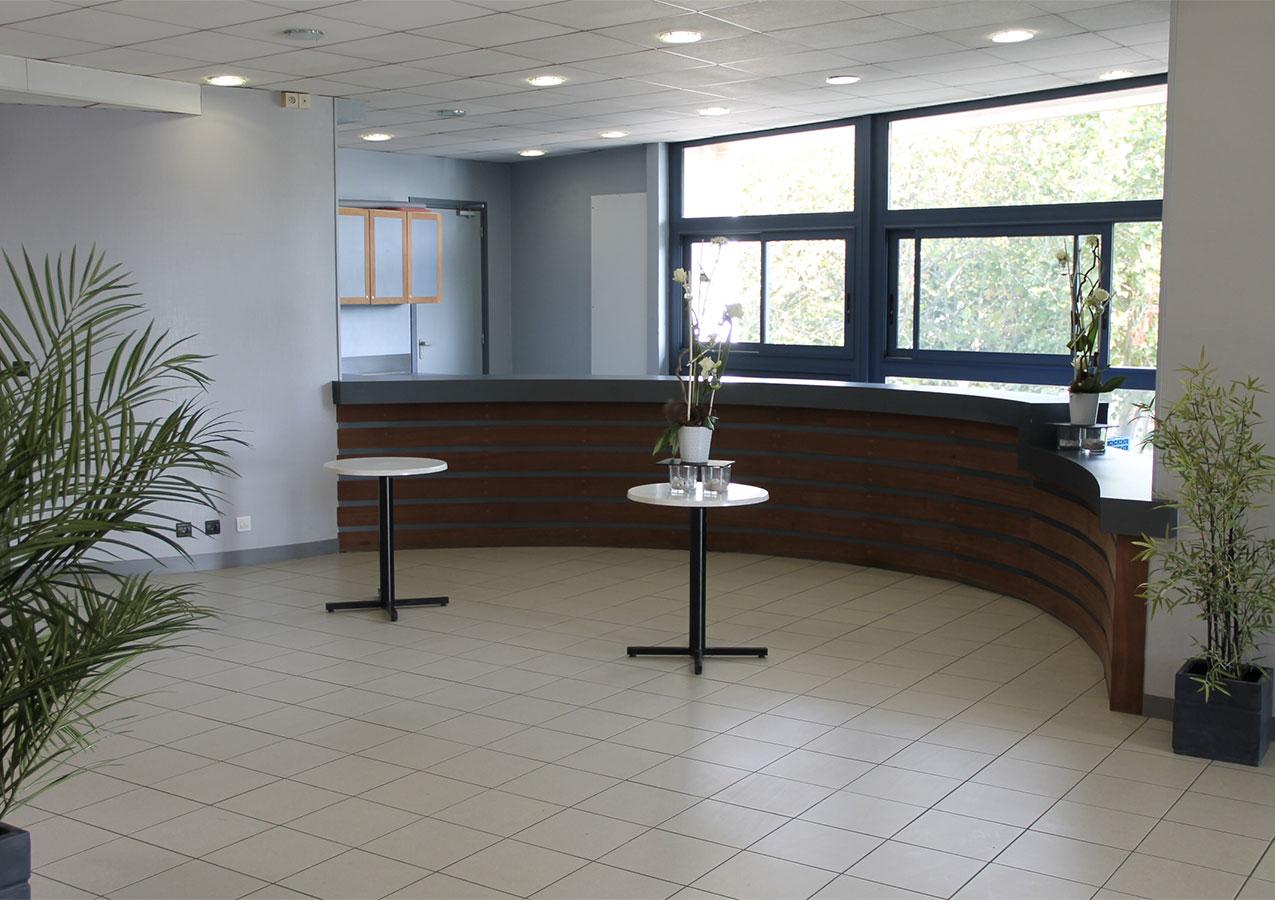 Galerie Bar 2nd etage - Palais des Congrès Lorient