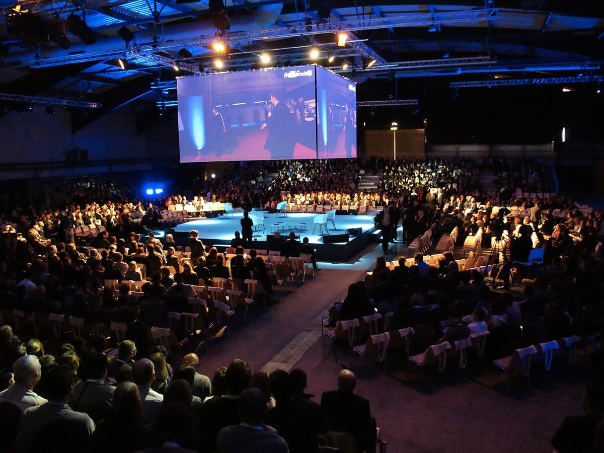 Hall 1 - Parc des Expos Lorient