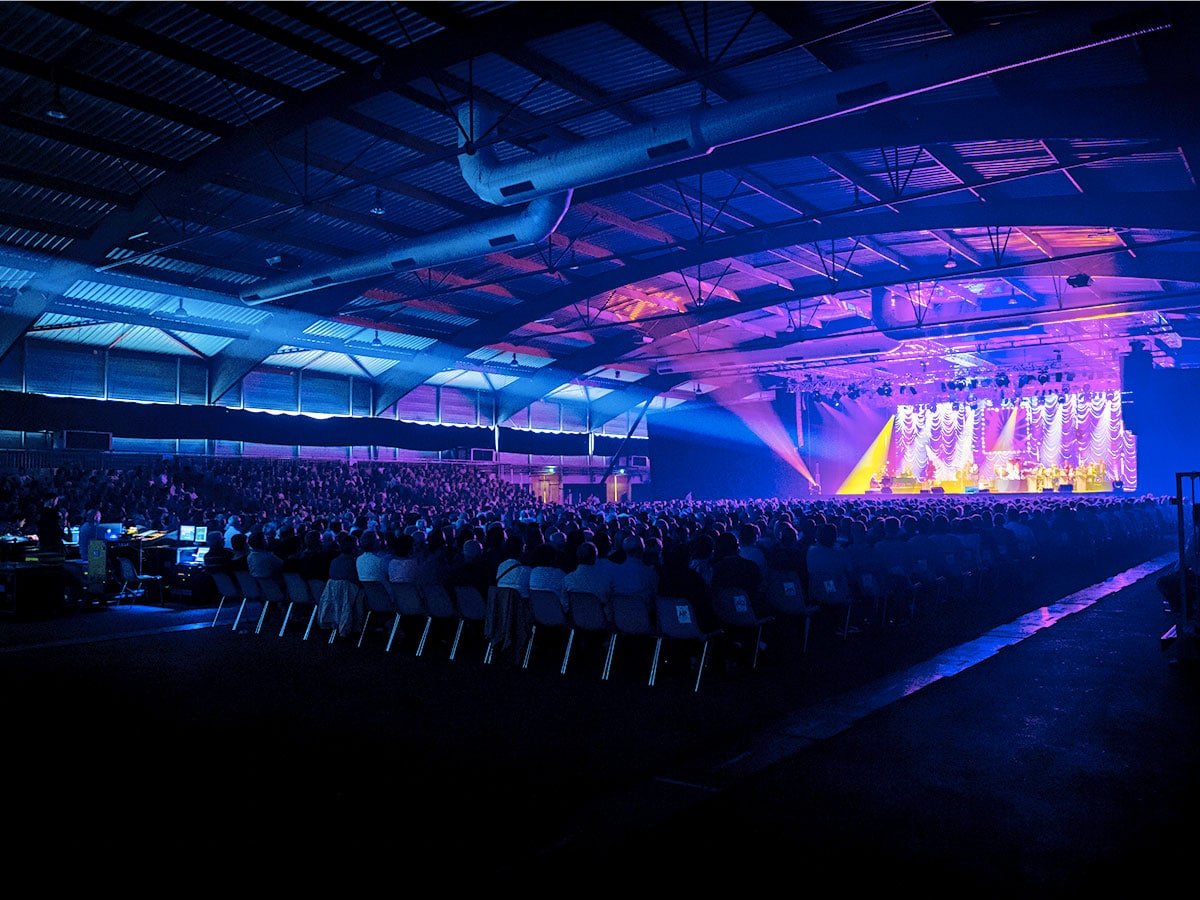 Hall 2 - Parc des Expos Lorient