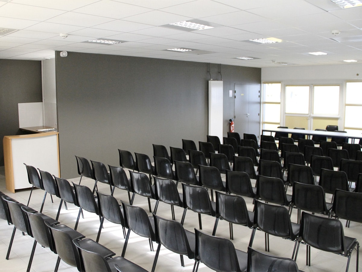 Salle Jaune - Parc des Expos Lorient