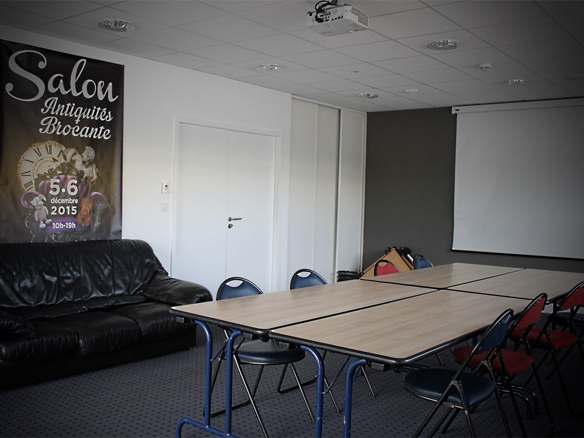 Salle Organisateur - Parc des Expos Lorient