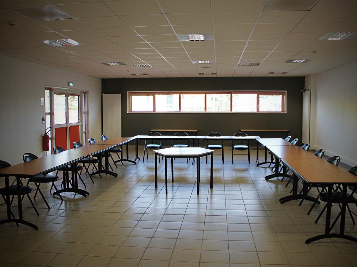 Salle Rouge - Parc des Expos Lorient