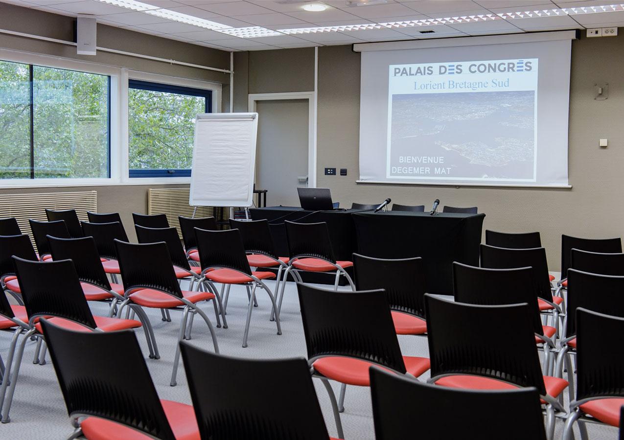 Salle Cap de Bonne Espérance - Palais des Congrès Lorient