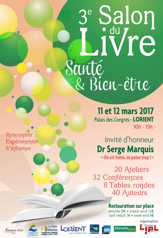 V nement lorient bretagne sud expo congr s for Salon du livre lorient