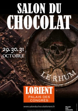 Salon du Chocolat Lorient 2021
