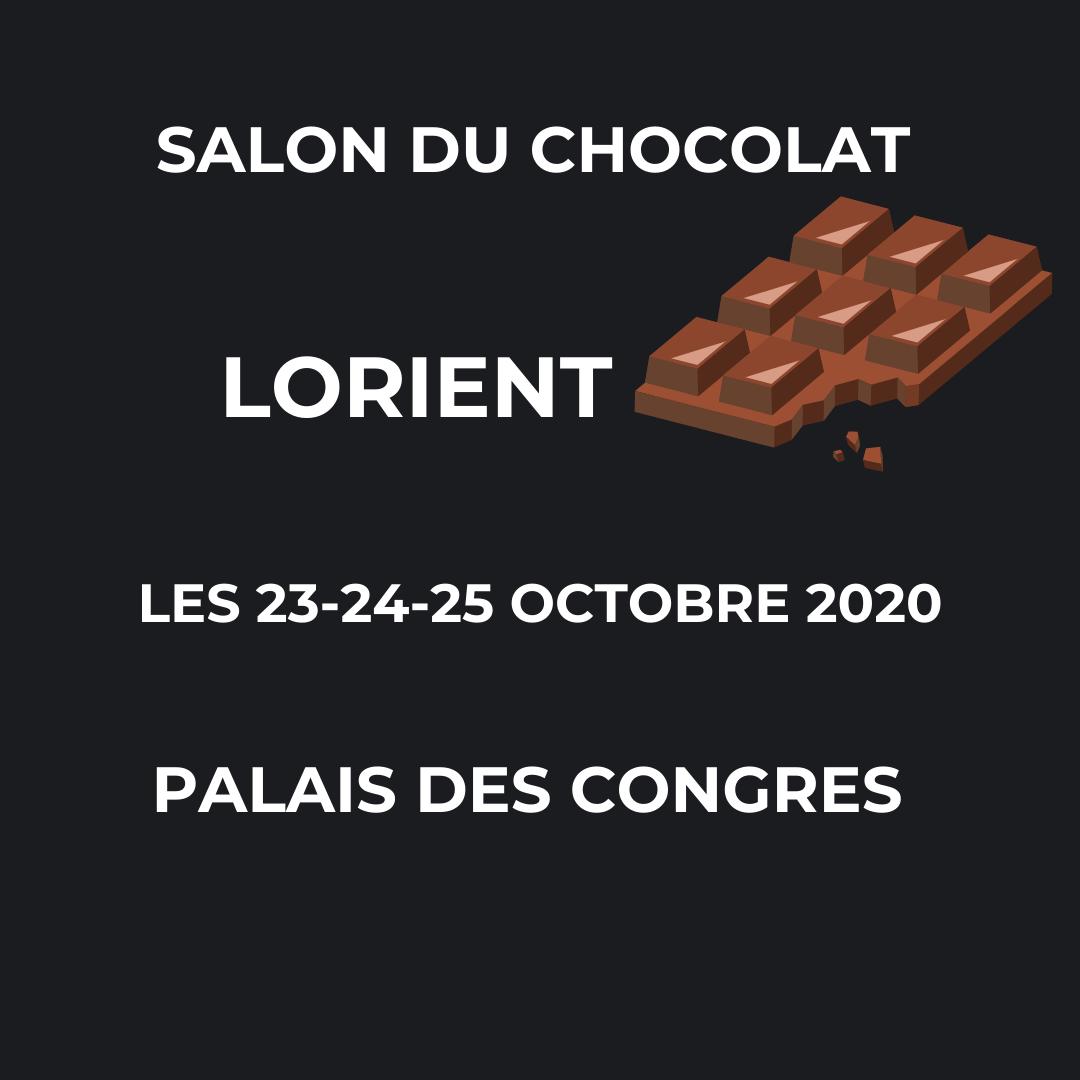 salon du chocolat 2020