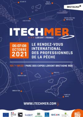 Salon Itechmer Lorient 2021 Lorient