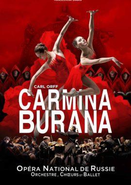 Carmina Burana Parc des Expositions Lanester Ballet Danse Carmen Spectacle Lorient