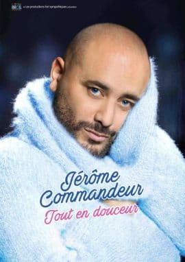 Jerome Commandeur Parc des Expositions Lanester Spectacle Humour One Man Show Lorient