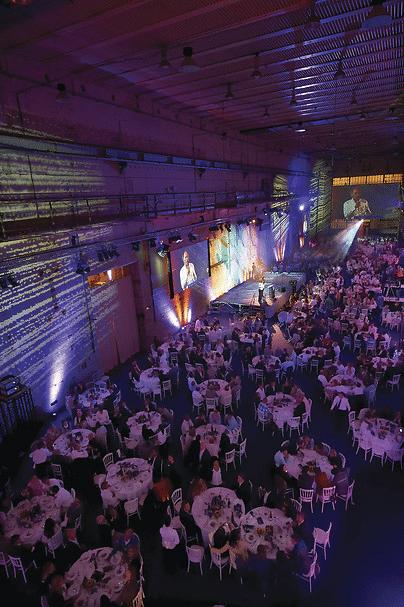 Salle événementielle Lorient
