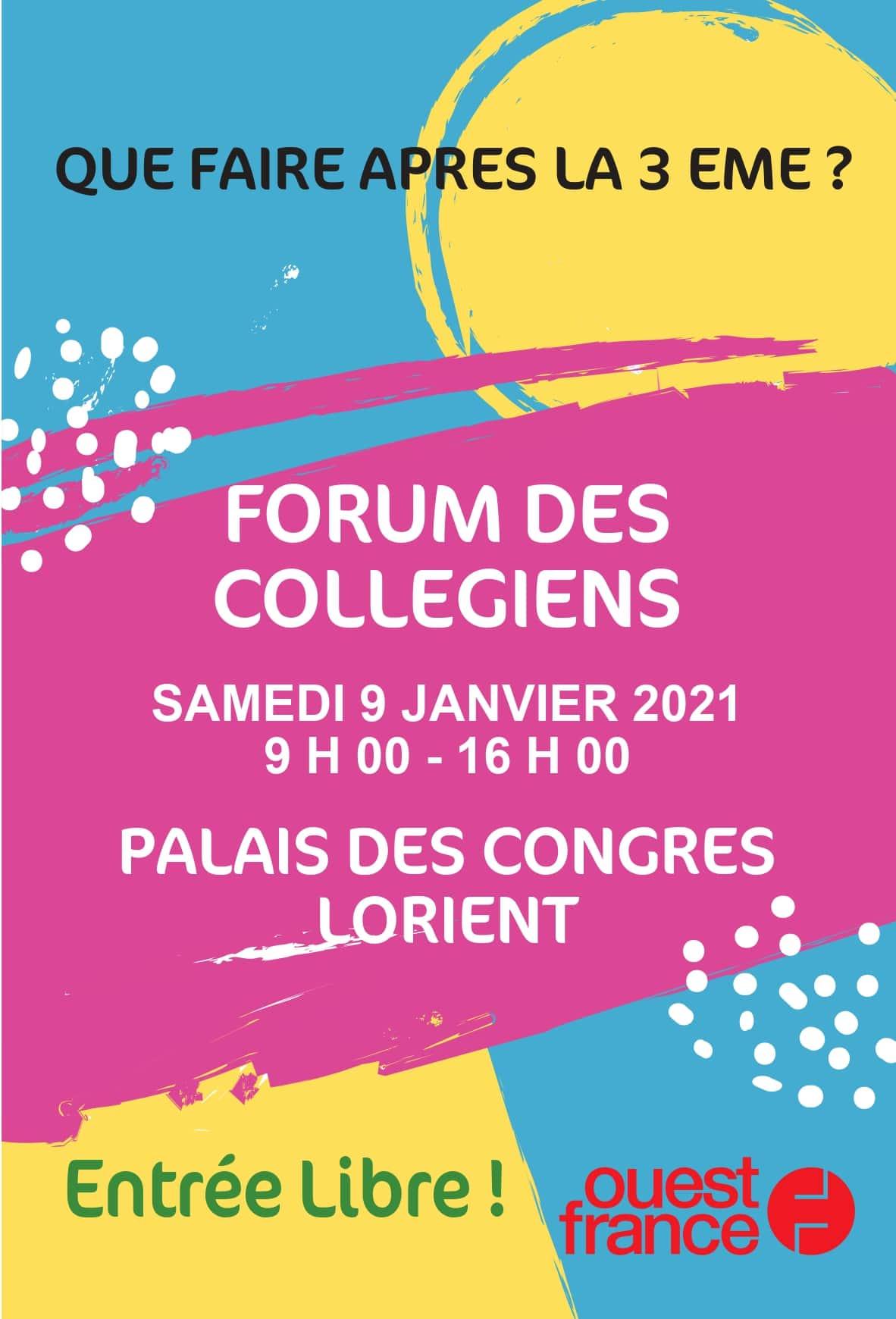 forum collègiens 2021