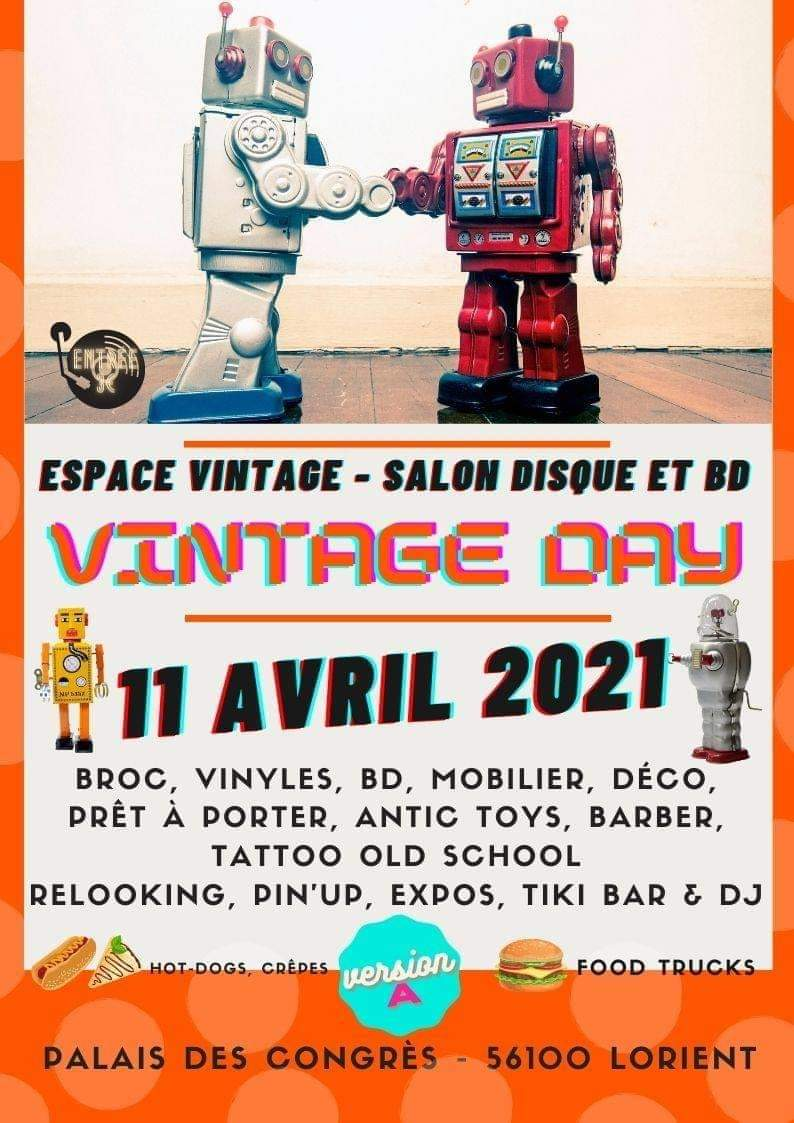 report vintage day