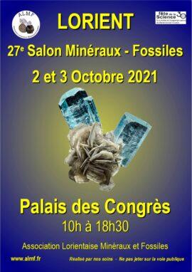 salon des minéraux 2021