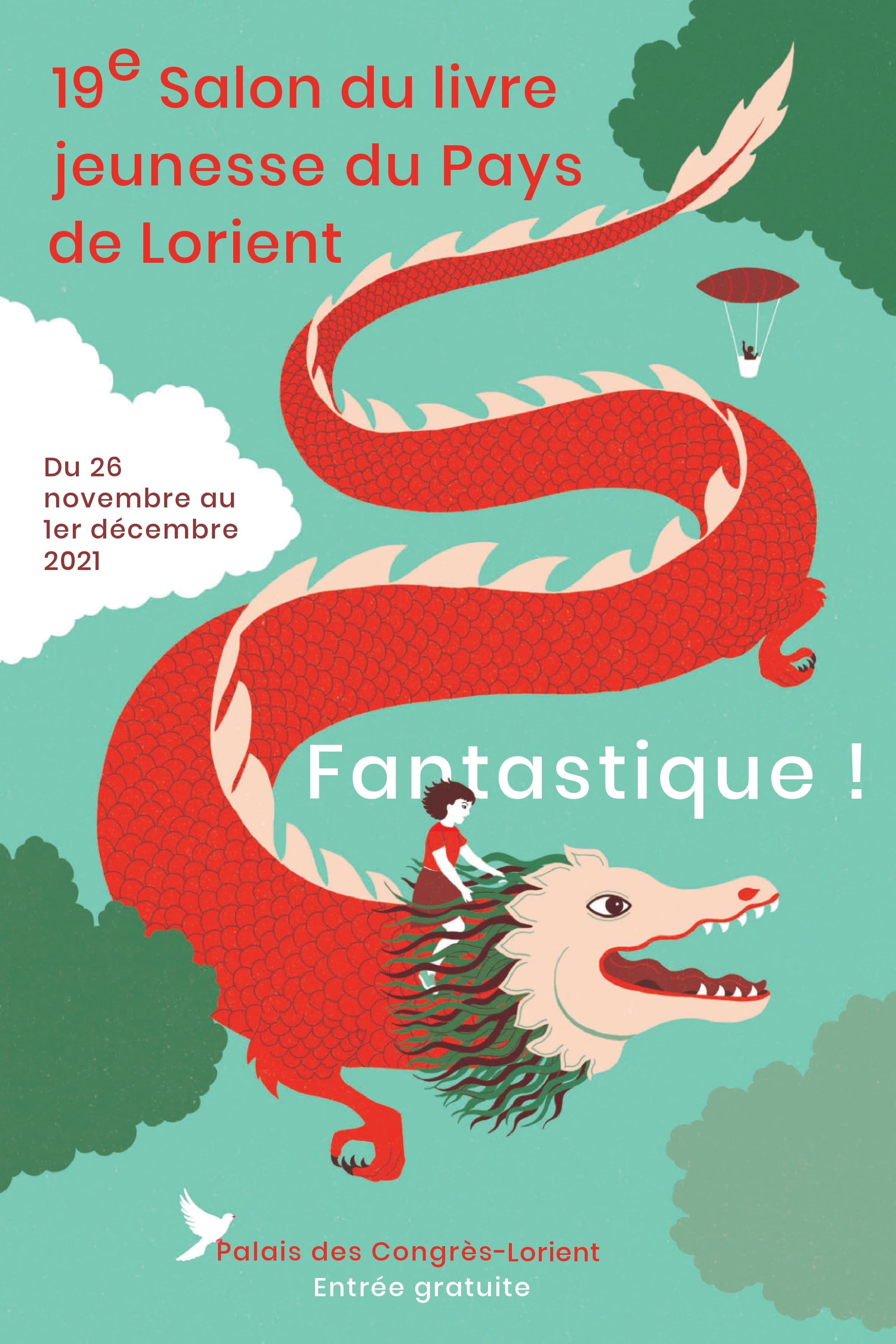 19e Salon du livre jeunesse du Pays de Lorient