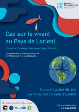 Cap sur le vivant au Pays de Lorient